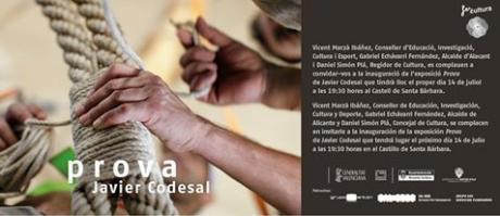 Exposición PROVA en el Castillo de Santa Bárbara