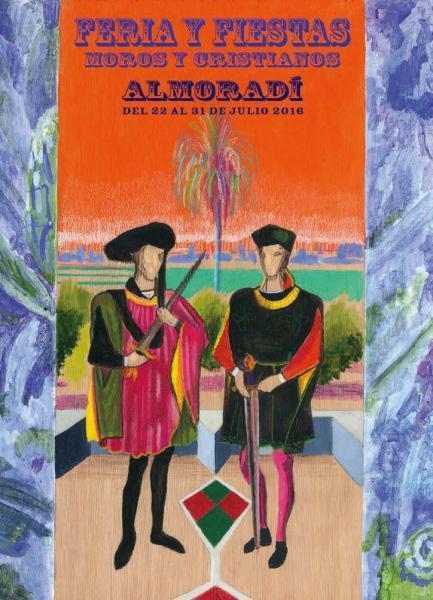 Feria y Fiestas de Moros y Cristianos Almoradí 2015