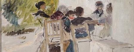 Pinazo: Del ocaso de los grandes maestros a la juventud artística.