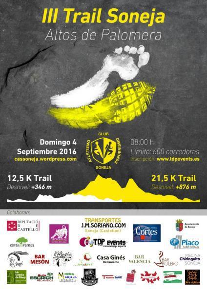 Trail Soneja