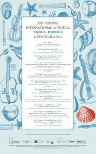 XXI Festival Música Antigua y Barroca