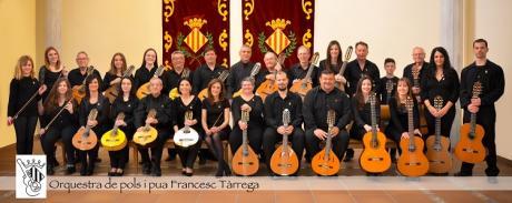 Orquesta de Pols i Pua Francesc Tàrrega
