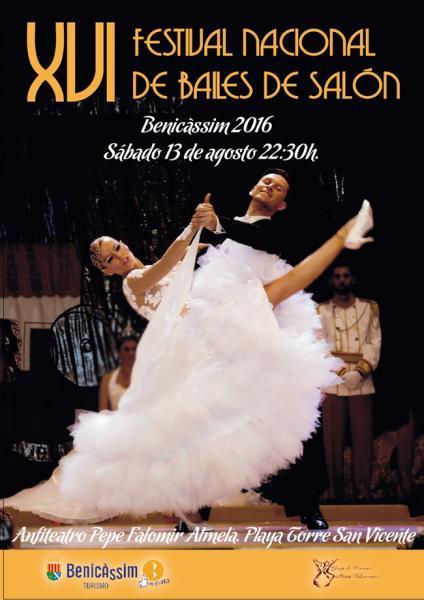 XVI Festival Nacional de Bailes de Salón