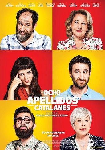 Cinema in the street of Benissa: Ocho apellidos catalanes