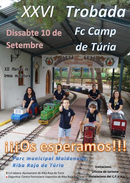 XXVI Trobada FC Camp de Túria