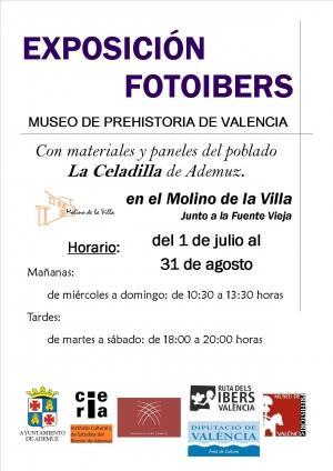 Exposición Fotoibers Museo de Prehistoria de Valencia