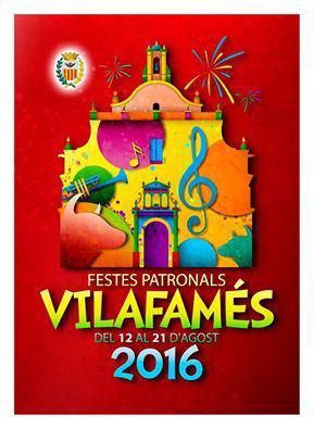 Fiestas Patronales 2016. Vilafamés.
