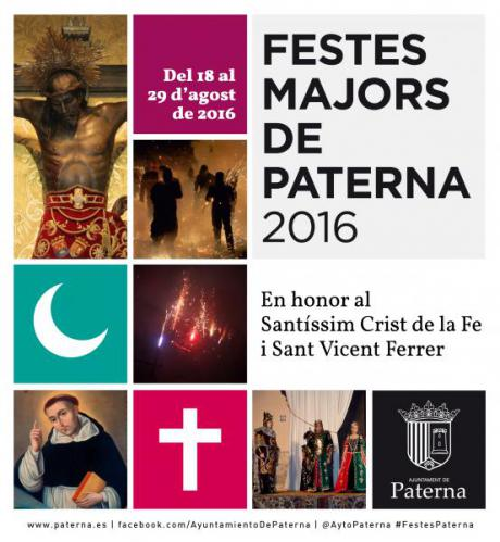 Fiestas Mayores en Honor al Santísimo Cristo de la Fe y San Vicente Ferrer