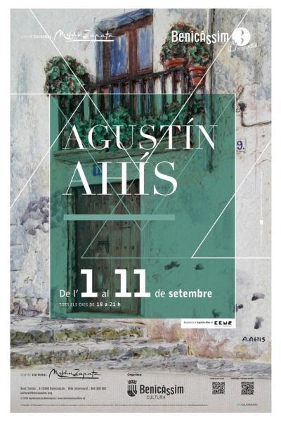 Exposición Agustín Ahís