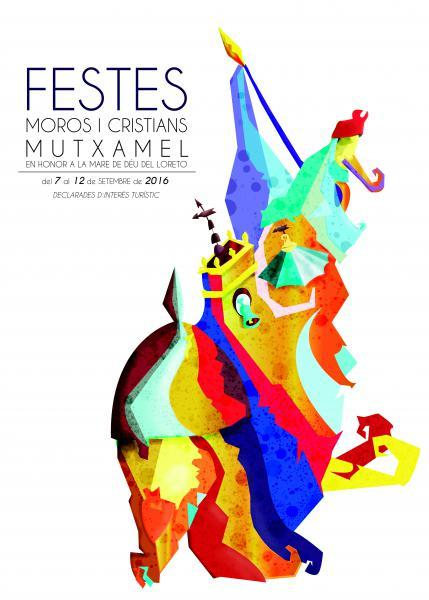 Moors And Christians Mutxamel Program 2016