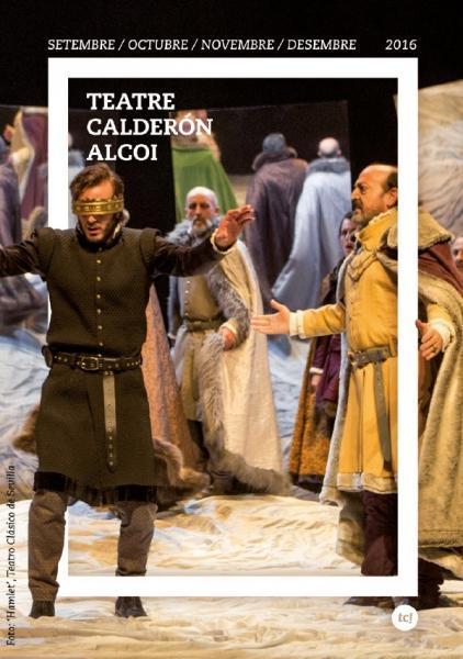 Programación Teatro Calderón de Alcoy