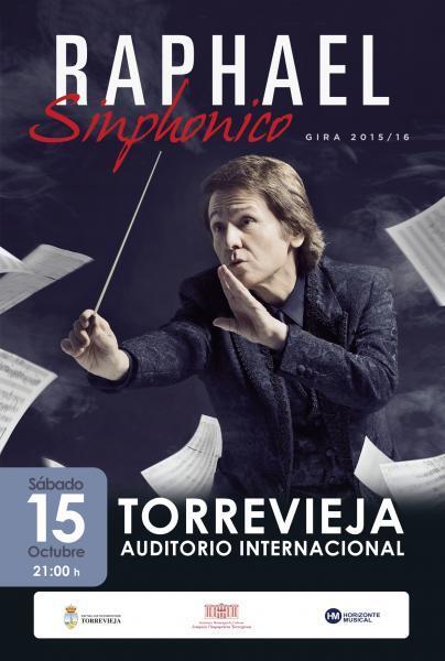 Raphael en Cocierto en Torrevieja