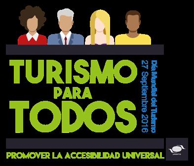 """Elche - Día Mundial del Turismo DMT-2016 - """"Sé turista en tu ciudad"""""""