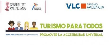 """Valencia - Día Mundial del Turismo DMT-2016- """"Sé turista en tu ciudad"""""""