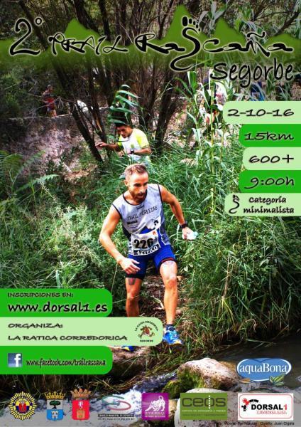 II Trail Rascaña, Segorbe