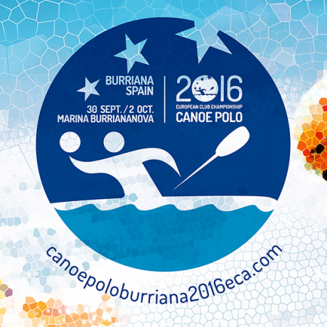 European Club Championship Canoe Polo Burriana 2016