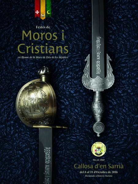 Moros i Cristians de Callosa d'en sarrià