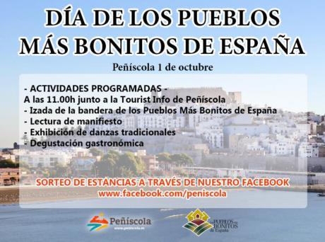 DÍA DE LOS PUEBLOS MÁS BONITOS DE ESPAÑA