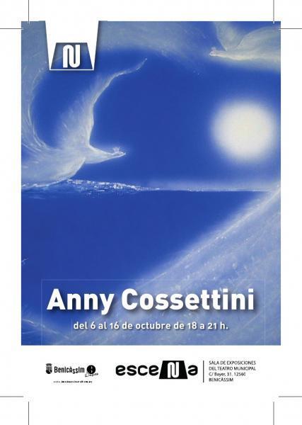 Exposición: Anny Cossettini