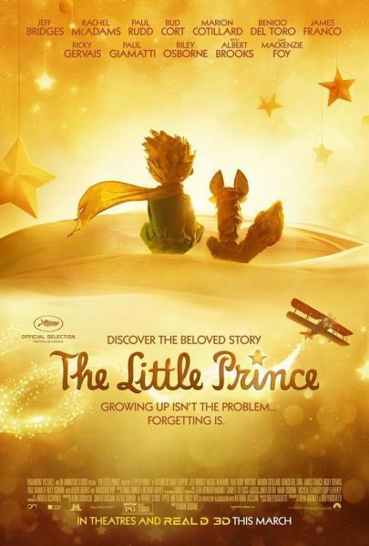 Cine: El Petit Príncep (El principito) (Valenciano)