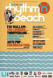 """IV """"Rhythm and beach Festival"""" en Castellón"""