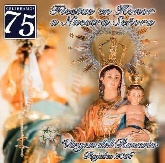 Fiestas de la Virgen del Rosario Rojales 2016