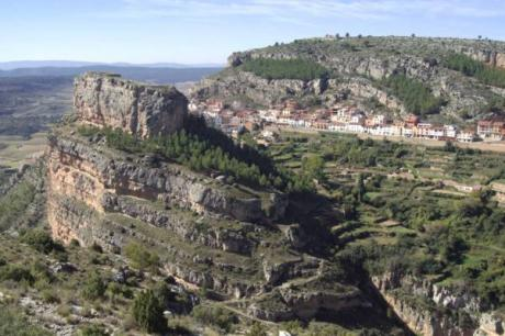 The Serranía region reveals its charms in a time lapse