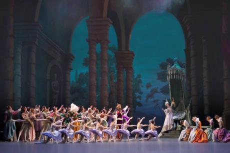 """""""La Bella Durmiente"""" - Retransmisión en directo desde """"The Royal Ópera House"""" de Londres"""