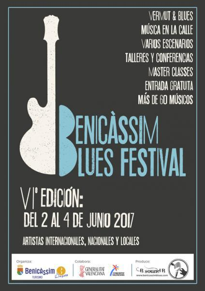 VI Benicàssim Blues Festival 2017