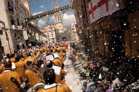 Moors and Christians in Alcoi, historic celebrations of epic dimensions