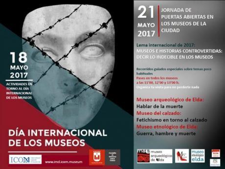 Día Internacional de los Museos en Elda