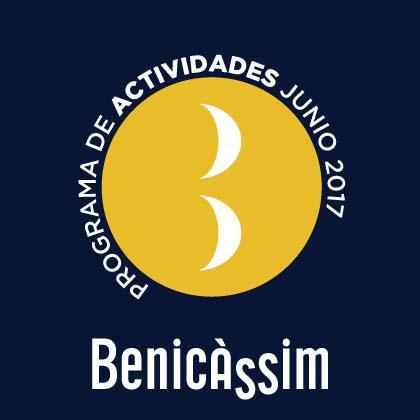 Programa de Actividades de Junio en Benicàssim