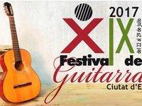 """XIX Festival de Guitarra """"Ciutat d´Elx"""""""