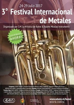 III FESTIVAL INTERNACIONAL DE METALES