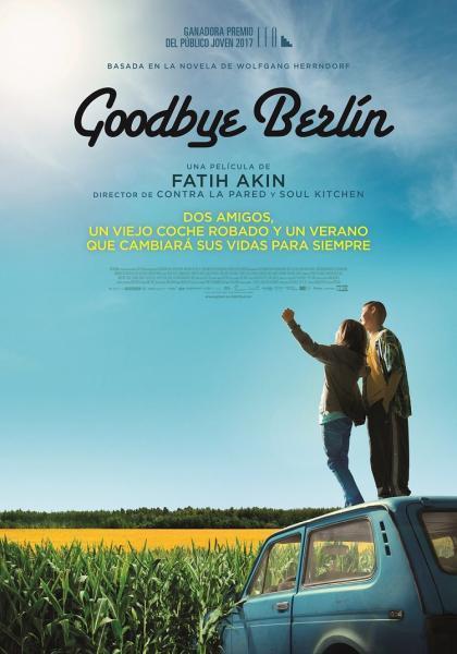 Cine: Tschick (Good Bye Berlín)