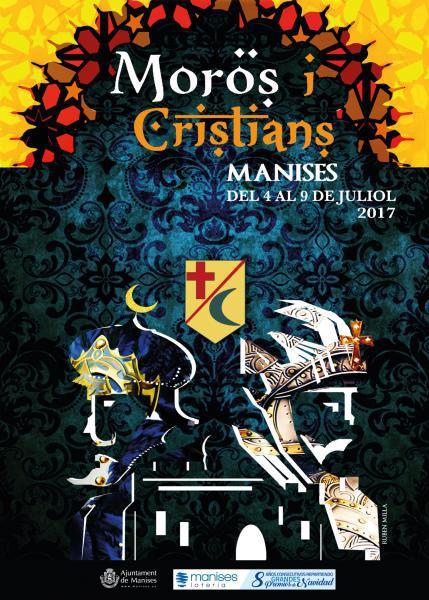 Moros y Cristianos Manises 2017