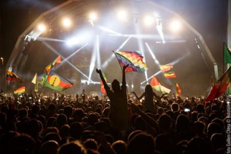 Rototom en Benicàssim, reggae y buen rollo para toda la familia