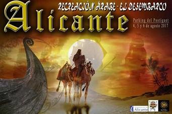 Desembarco en Alicante