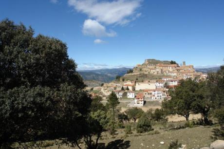 Fiestas en honor a la Virgen de la Asunción, San Roque y El Salvador en Culla