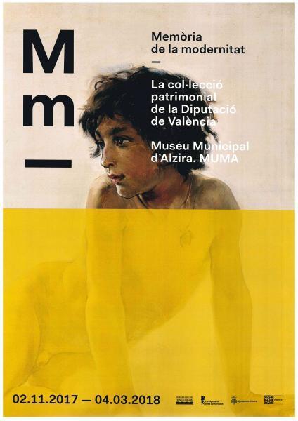 Memòria de la Modernitat. La col·lecció patrimonial de la Diputació de València en Alzira