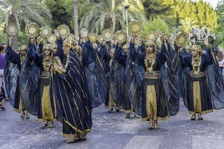 Moros y Cristianos in Crevillent, new Festivity declared of International Tourist Interest