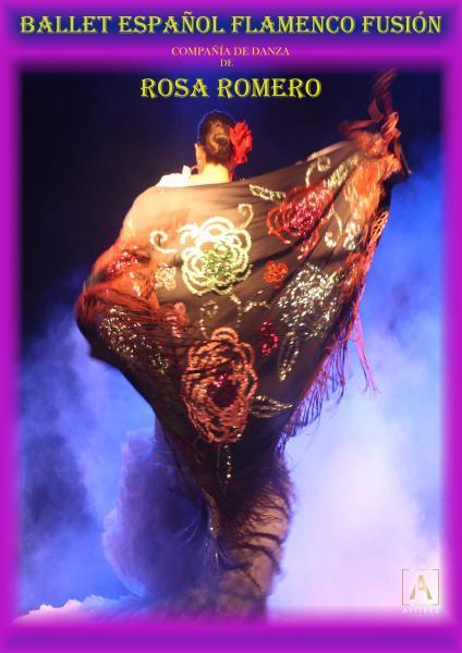 Ballet Flamenco Fusión de Rosa Romero