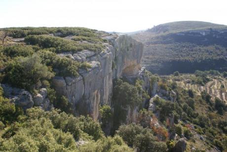 Tírig, 100 Jahre Höhlenmalerei in Castellón