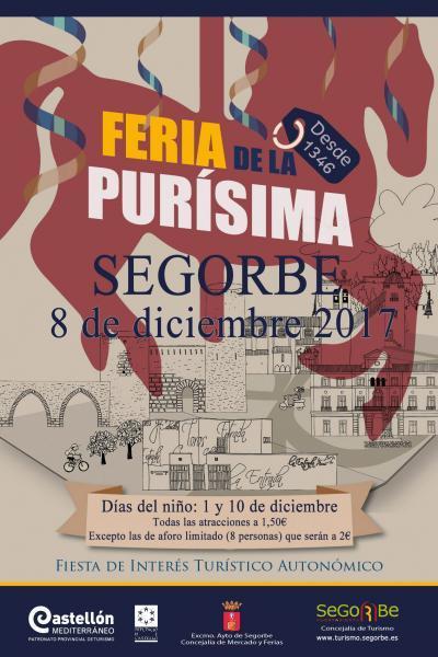 Feria de la Purísima en Segorbe