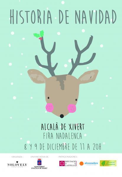 Feria Navideña - Historia de Navidad