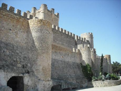 El Castillo de la Atalaya en Villena (Alicante)