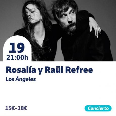 Rosalía Y Raül Free