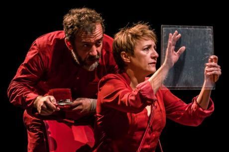 """Teatro: """"El cartógrafo"""""""