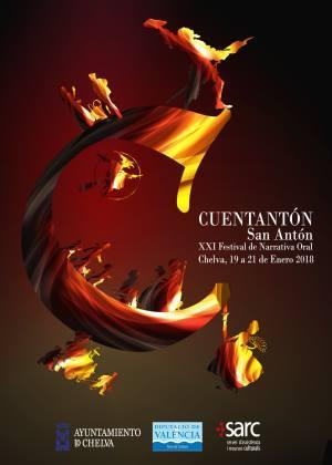 SAN ANTÓN- CUENTANTÓN - XXI Festival de Narrativa Oral, Chelva 2018