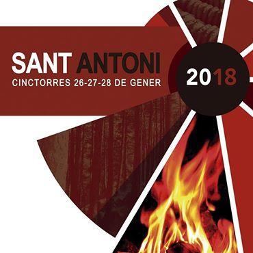 Festividad de San Antonio Abad. 2018. Cinctorres